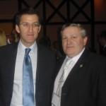 ALBERTO NUÑEZ FEIJOO CO PRESIDENTE CENTRO GALEGO CASTELLÓN